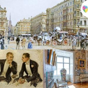искусство в Вене 19-20 веков