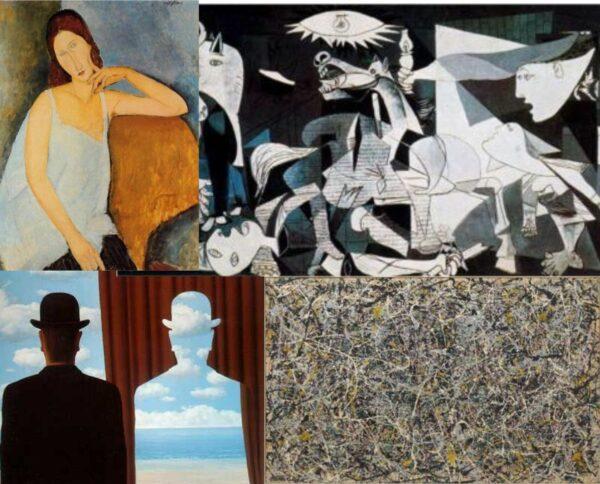 семинар картины 20 века